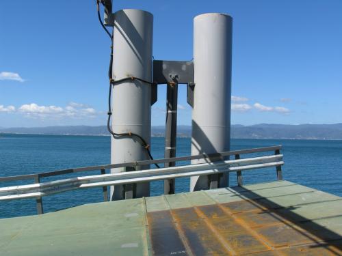 Ferry-ramp
