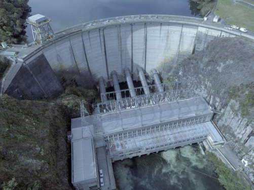 hydro-dam-curved